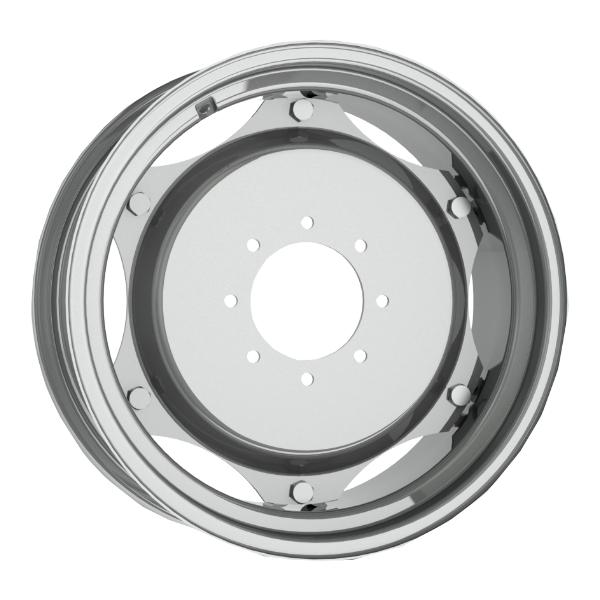 Tractor Steel Wheel